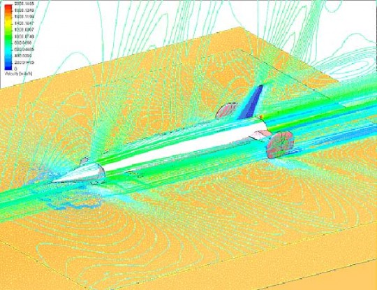 domputational-fluid-dynamics-cfd-jet-car