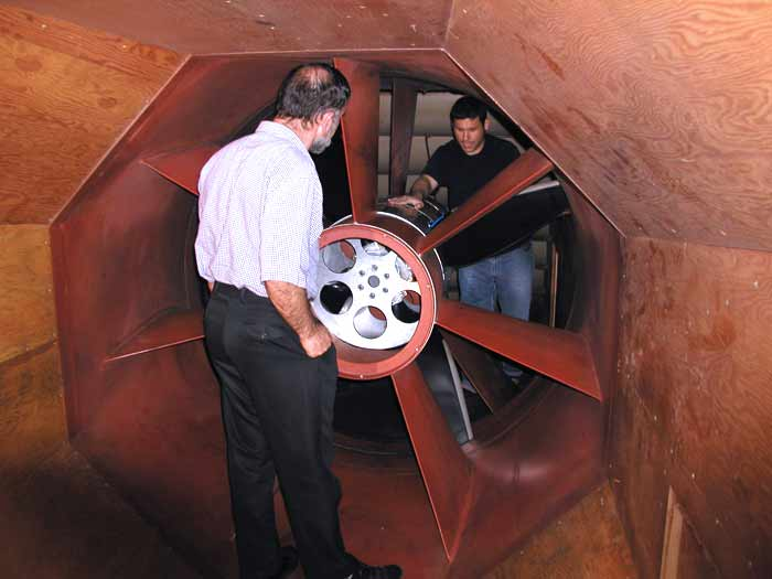 testing-in-wind-tunnel